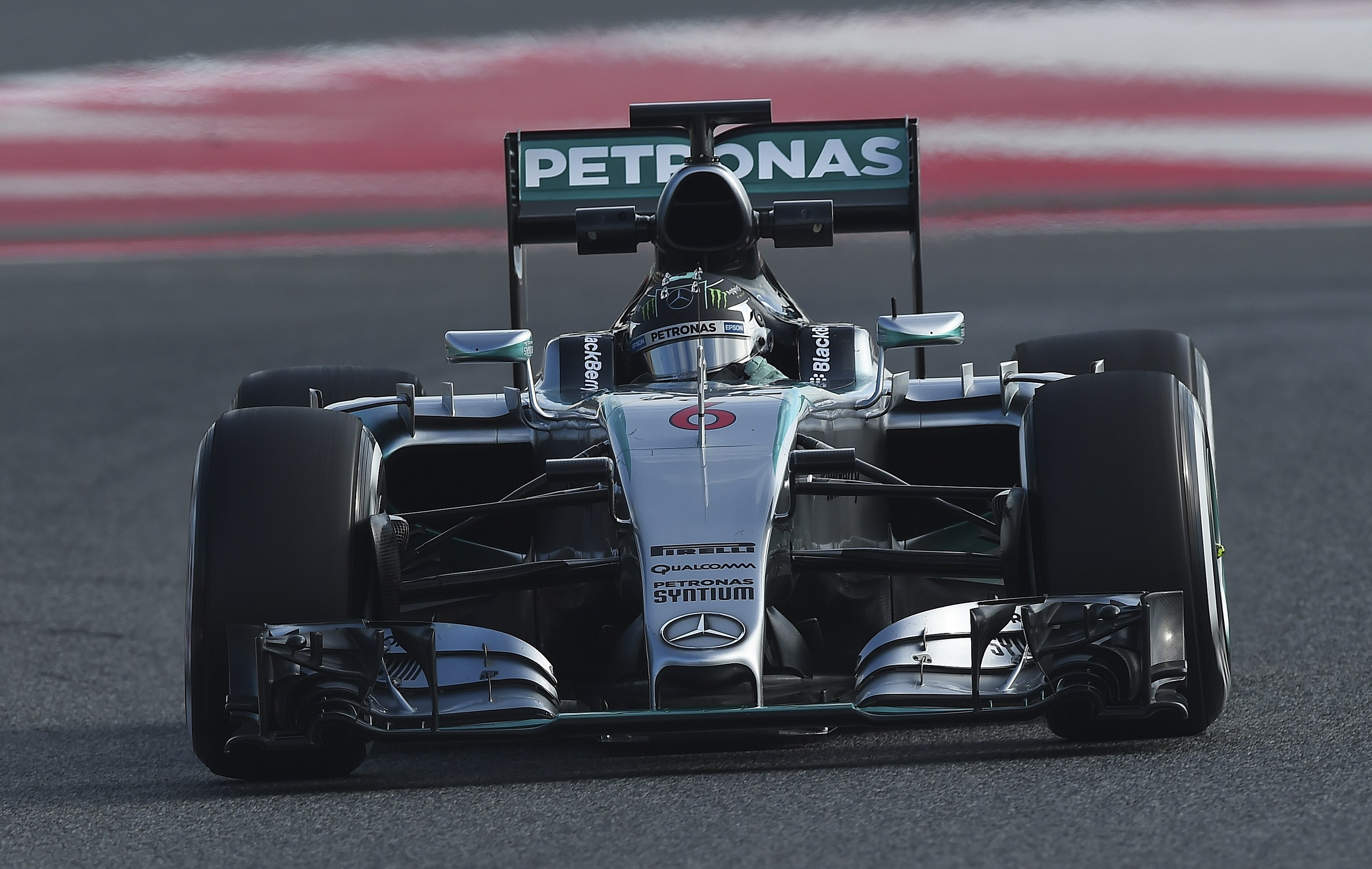 F1 - Rosberg assomme la concurrence