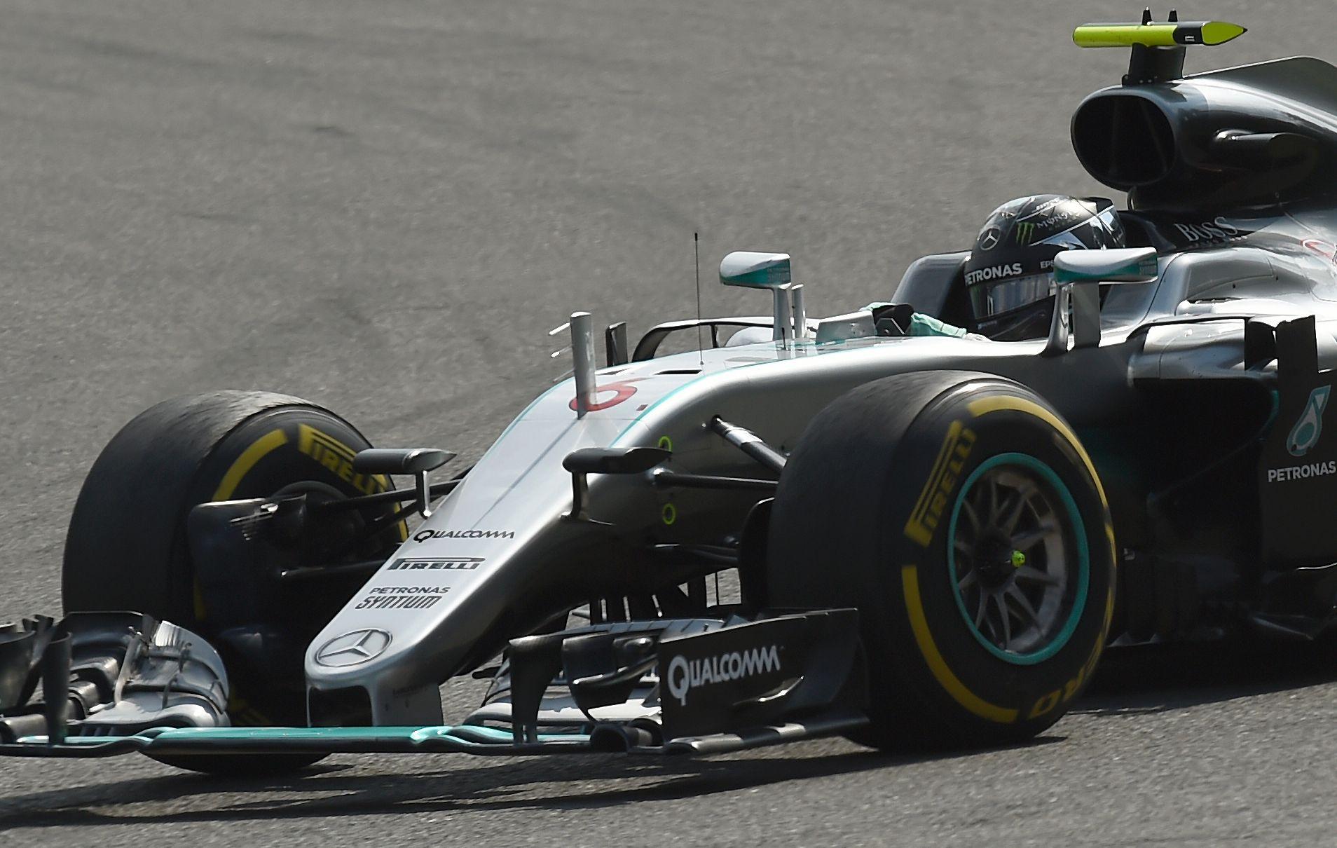 F1 - Rosberg renoue avec le succès en Belgique, Hamilton arrache un podium