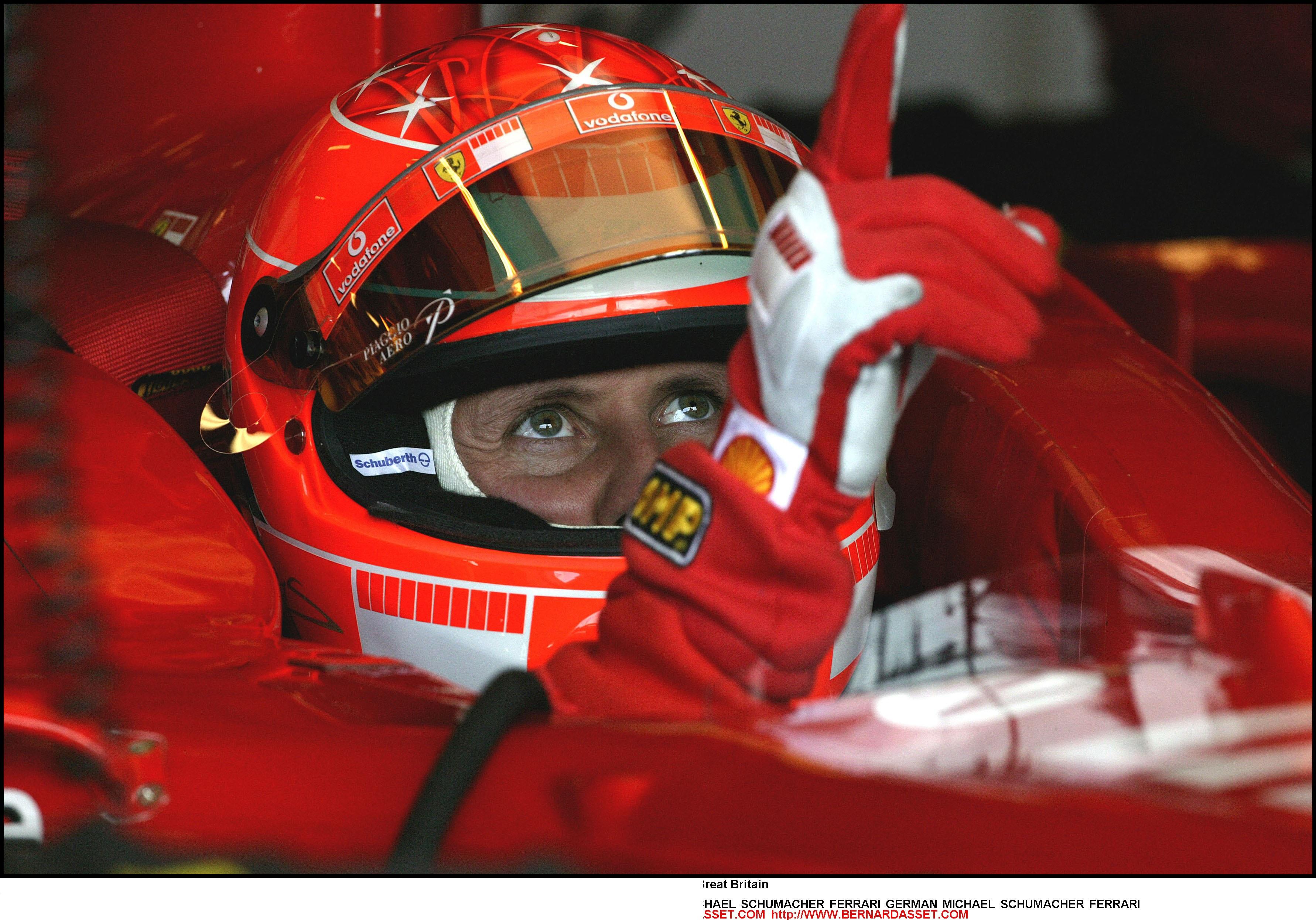 Auto/Moto - Michael Schumacher transféré aux Etats-Unis ?