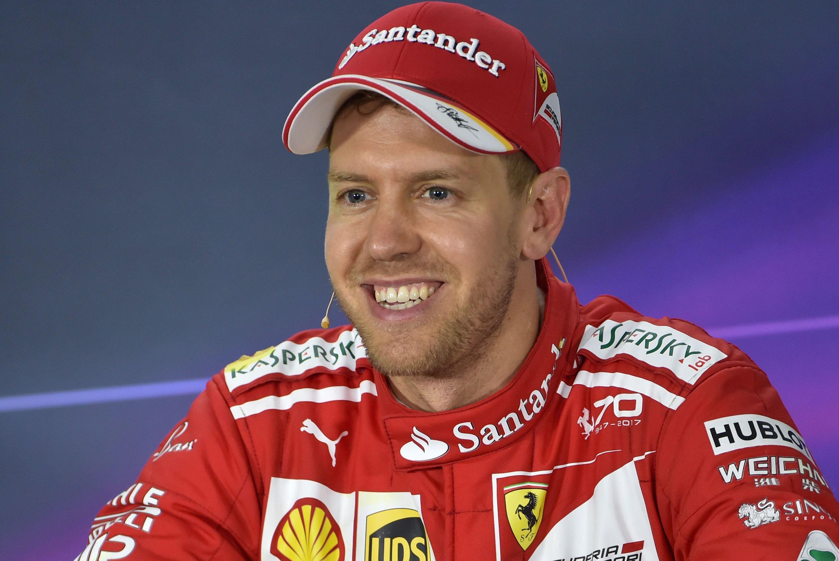 Auto/Moto - Sebastian Vettel : «C'est juste le début»