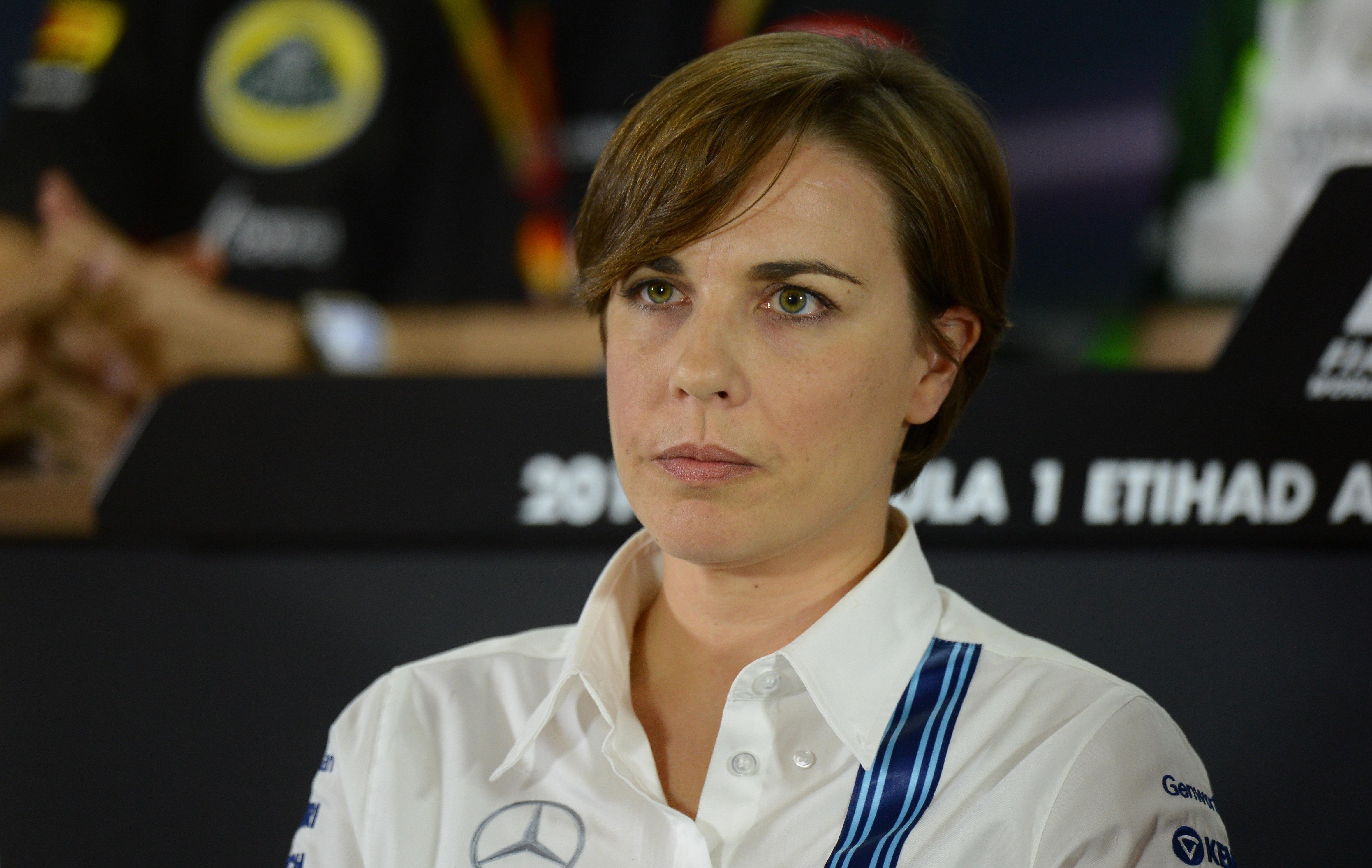F1 - Williams : �Un �norme pas en avant�