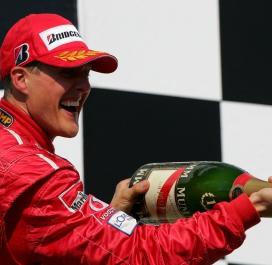 2. Michael Schumacher (Allemagne) : 91 victoires (307 courses)