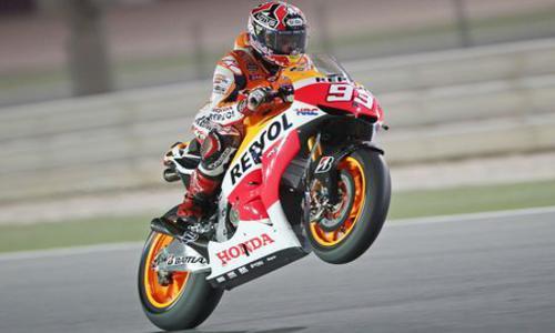 Débuts réussis pour Márquez - Moto - Auto/Moto -