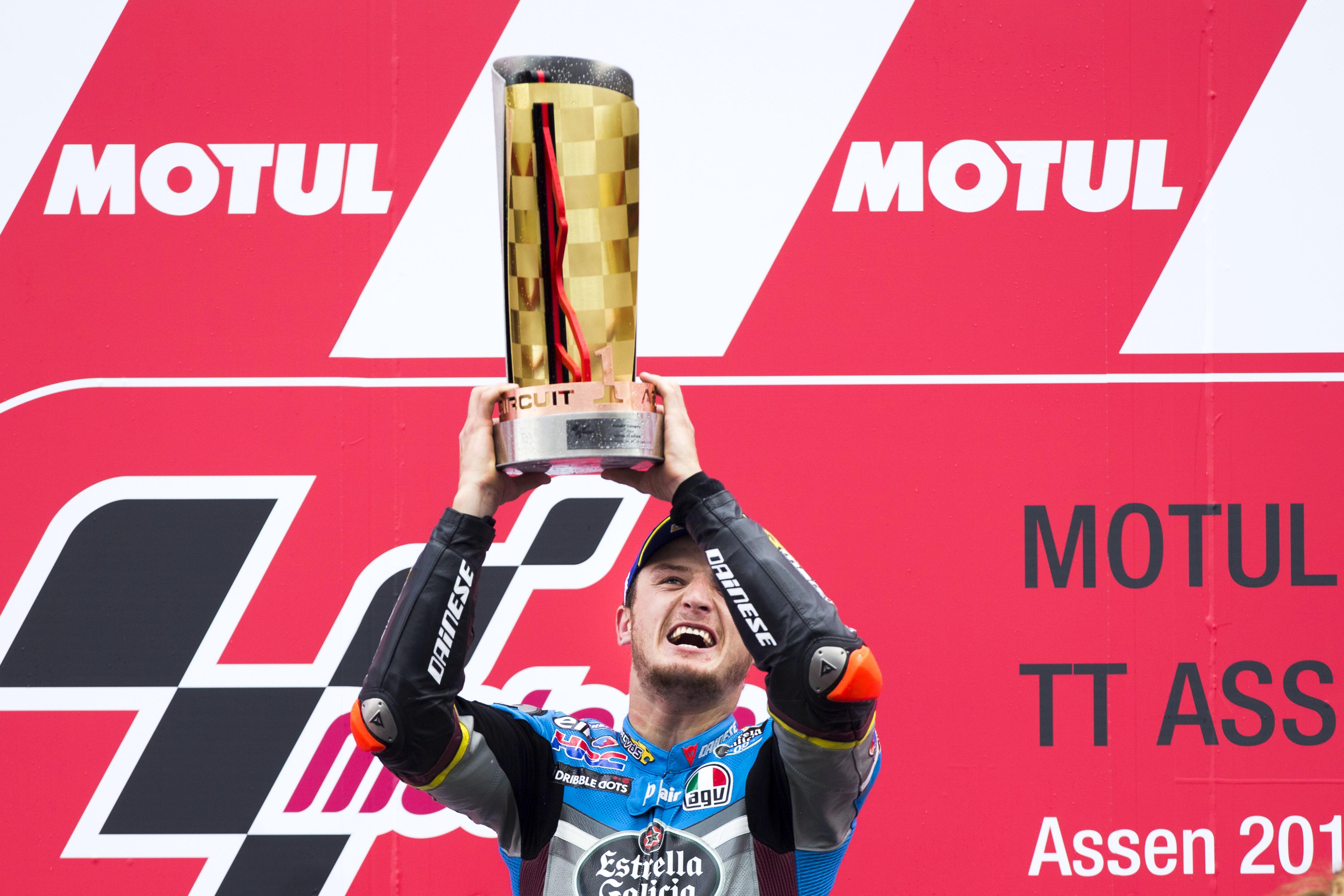 Moto - La surprise Jack Miller s?impose aux Pays-Bas
