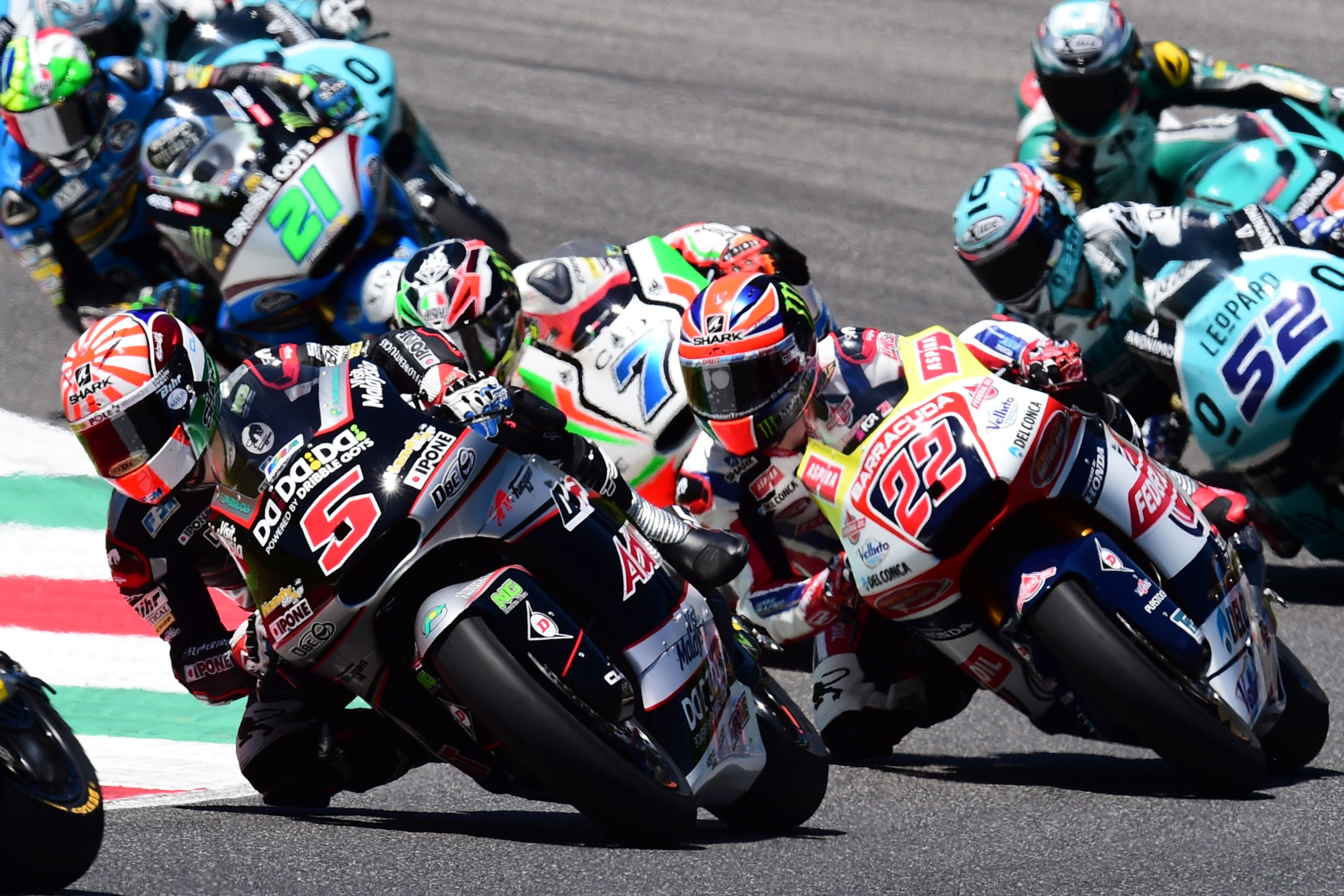 Moto - Lorenzo s'impose d'un souffle au Mugello