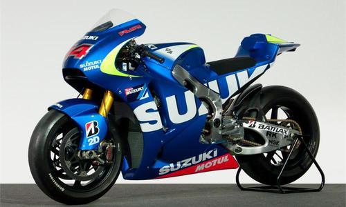 Suzuki reviendra en 2015 - Moto - Auto/Moto -