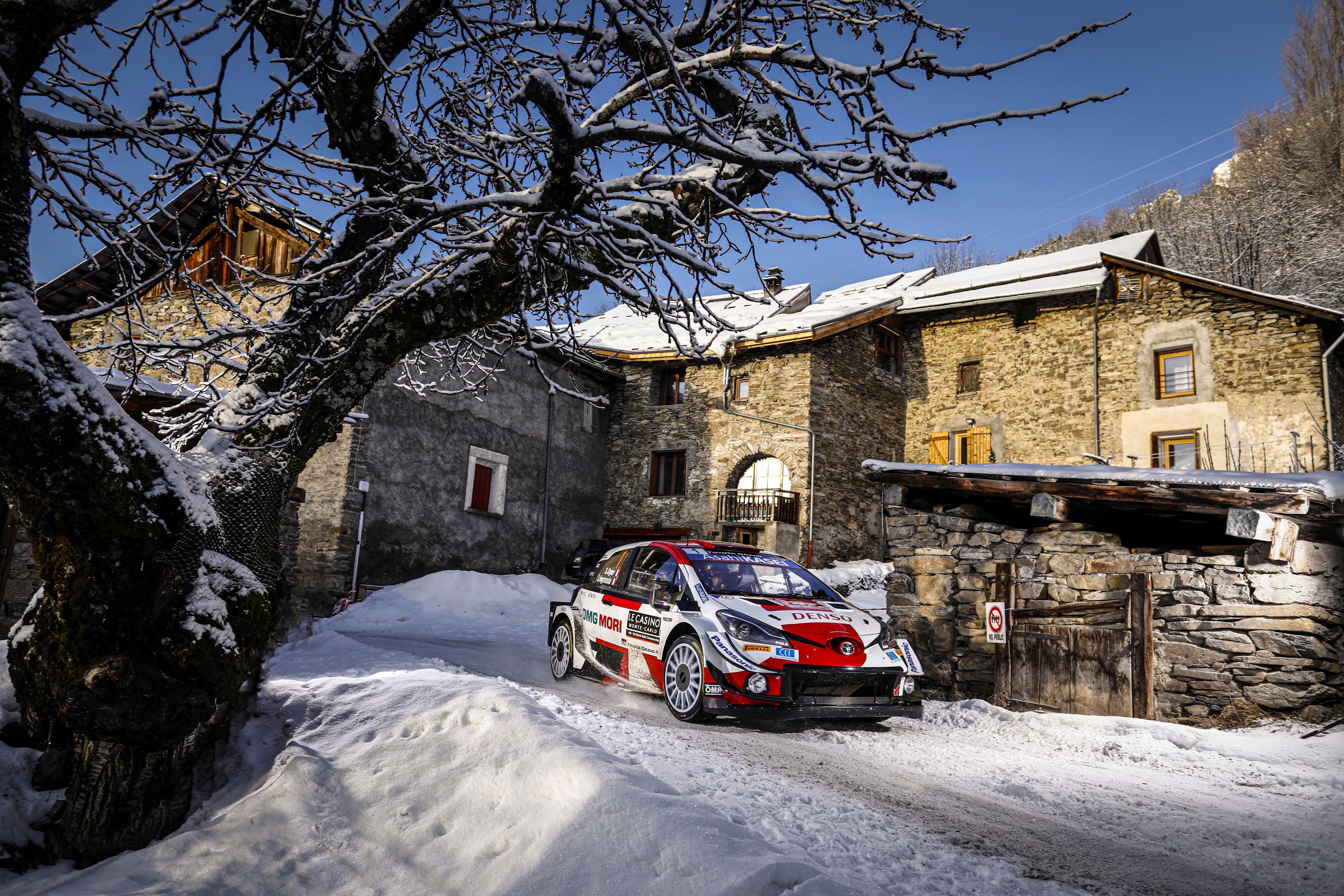 Auto/Moto - Insatiable, Sébastien Ogier s'offre «les larmes aux yeux» un 8e Rallye Monte-Carlo record