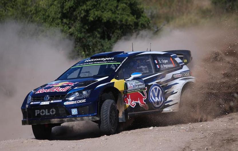 Rallye - La victoire s'envole d�j� pour Ogier