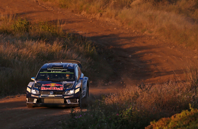 Rallye - Latvala m�ne la vie dure � Ogier