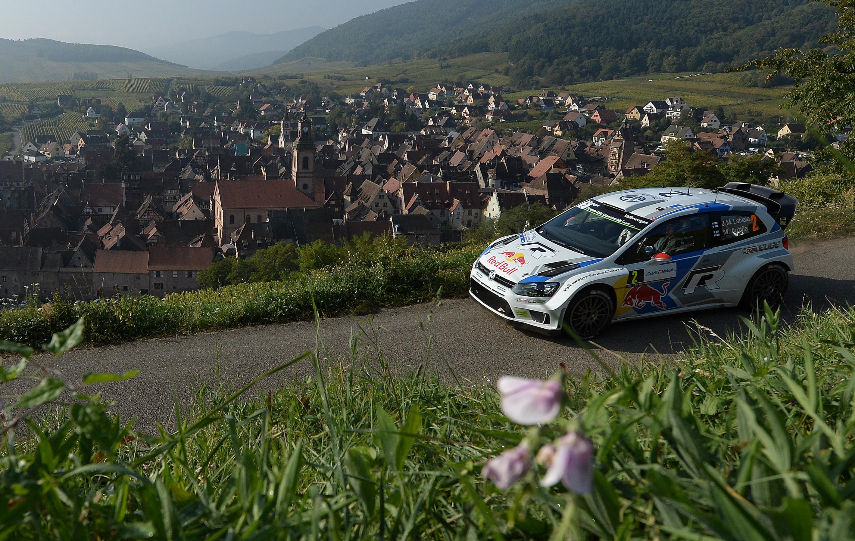 Rallye - Latvala ne laisse rien en route