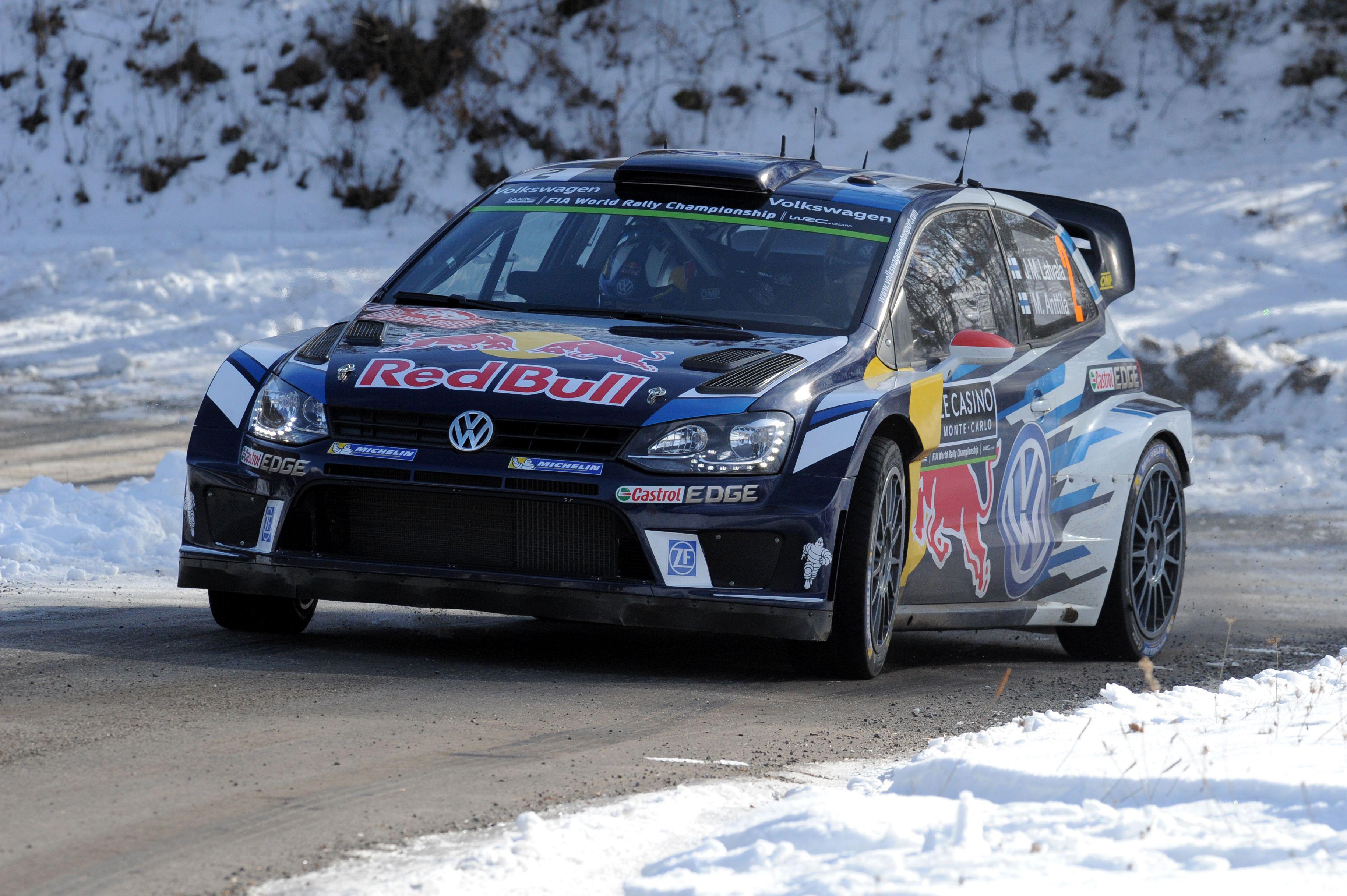 Rallye - Latvala suspendu apr�s avoir renvers� un spectateur