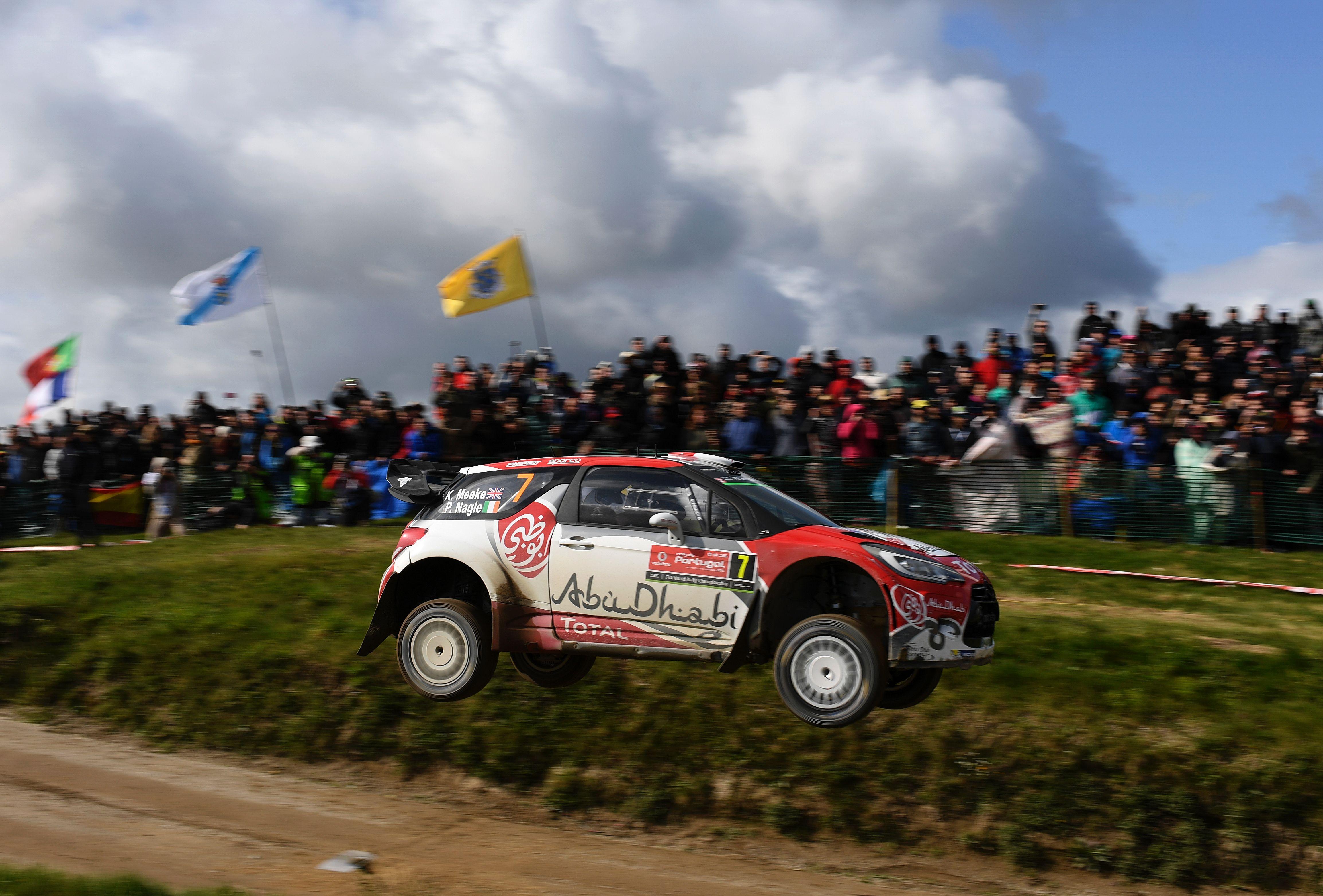 Rallye - Meeke soigne son retour au Portugal, Ogier seulement 3e