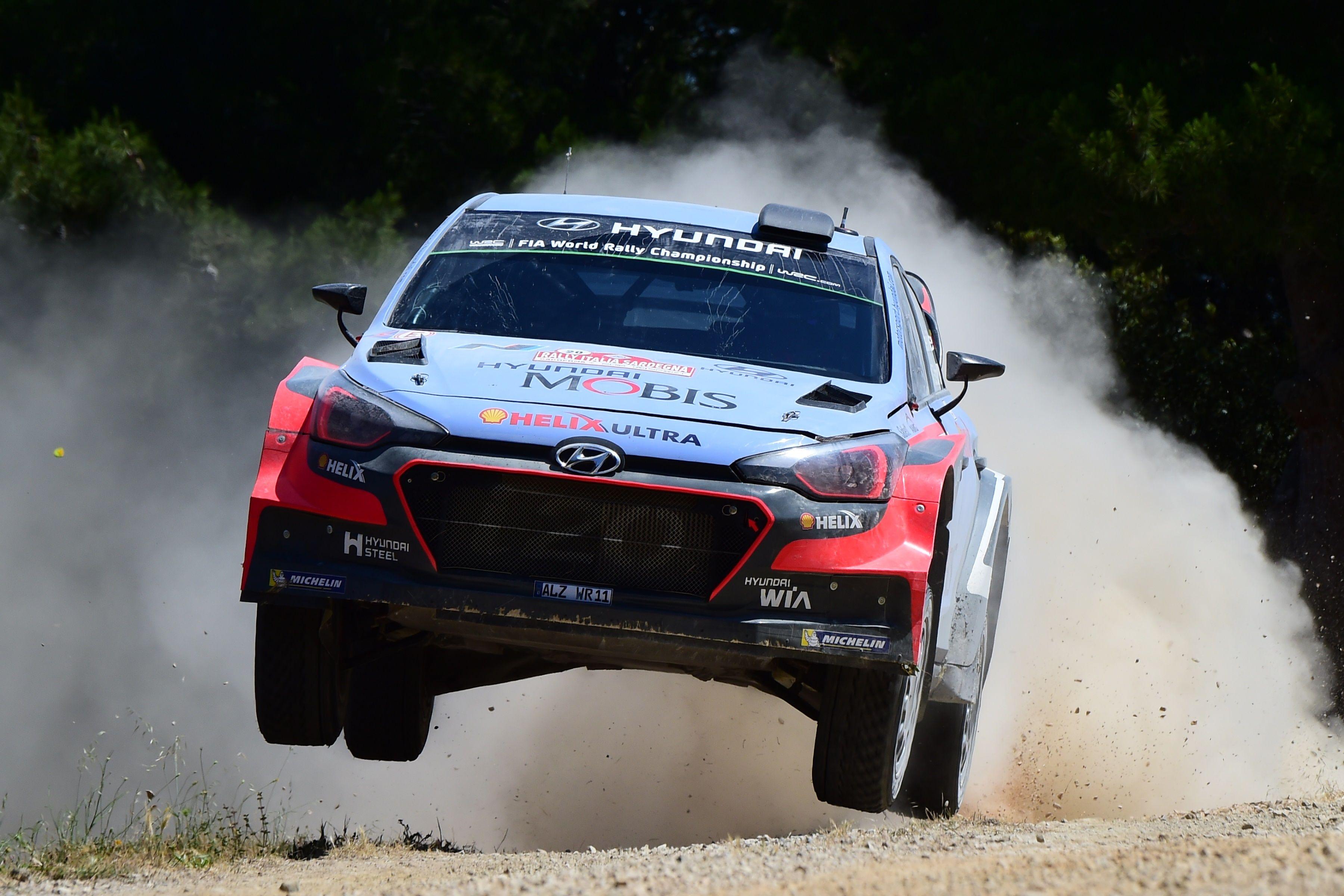 Rallye - Neuville tient t�te � Ogier et Volkswagen