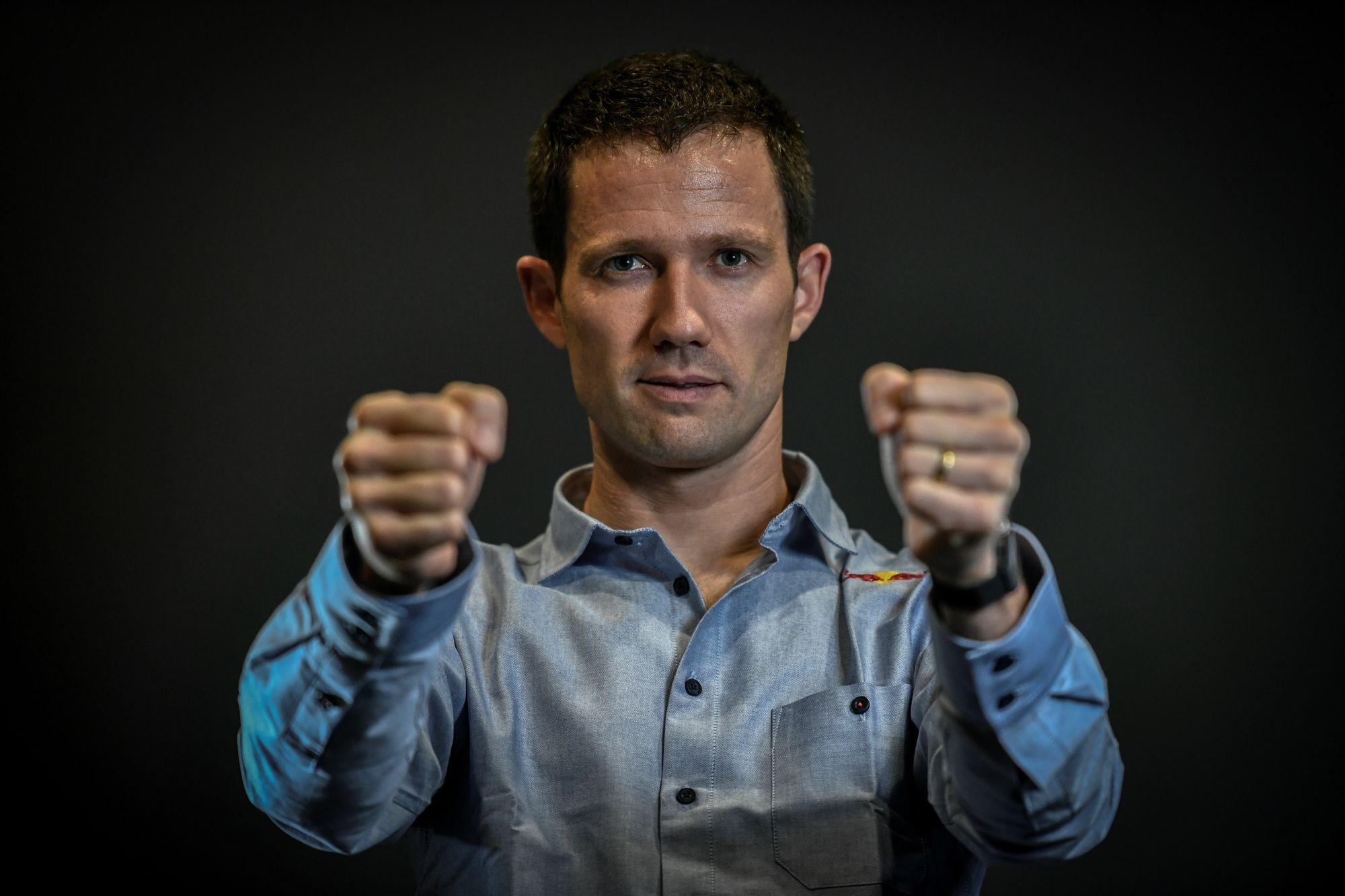 Auto/Moto -  Sébastien Ogier au Figaro : «â€ŠUne telle domination française est rare dans le monde du sport»
