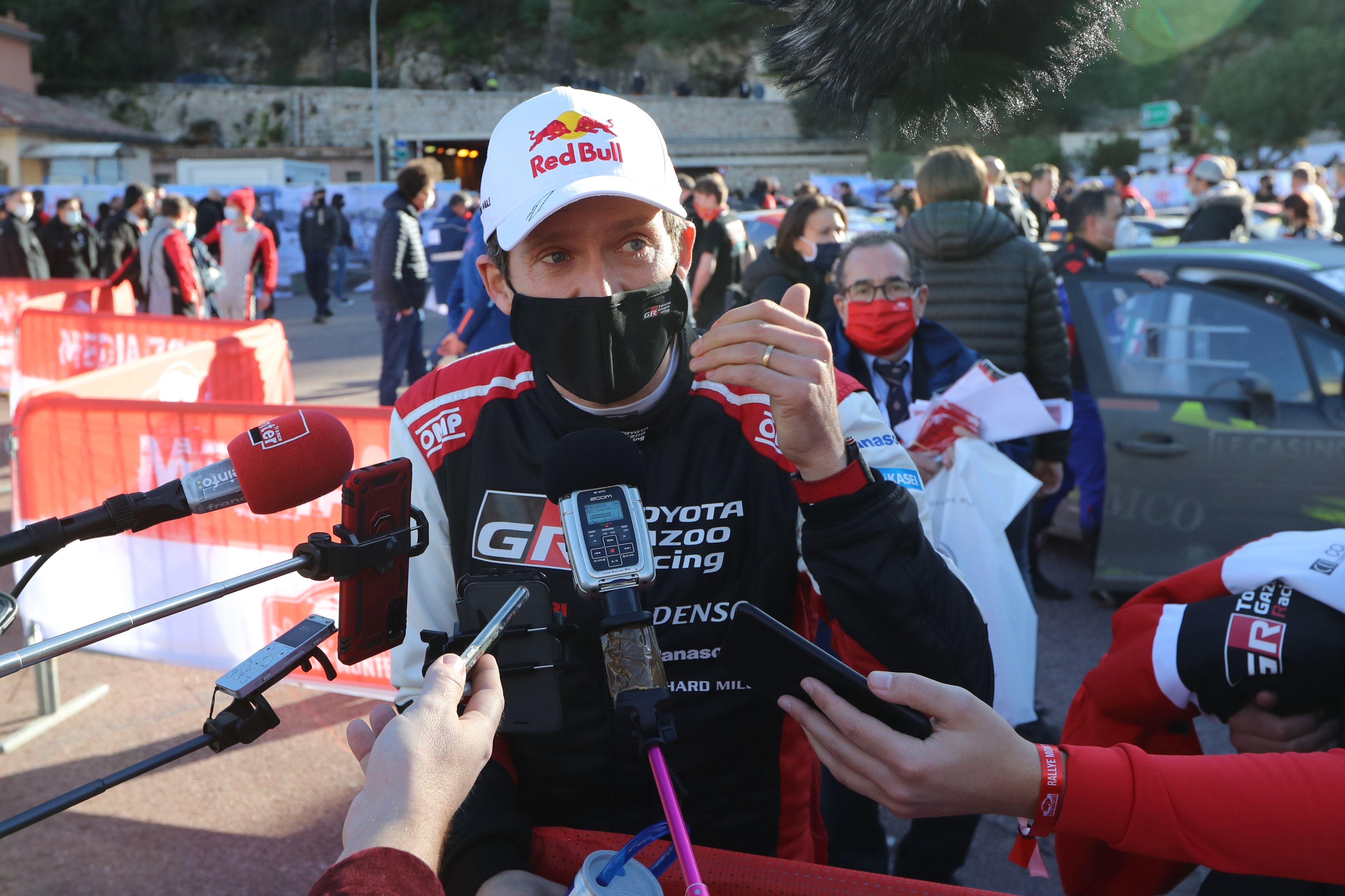 Auto/Moto - Ogier et son record au Monte Carlo : «Ça valait le coup de continuer un an de plus»