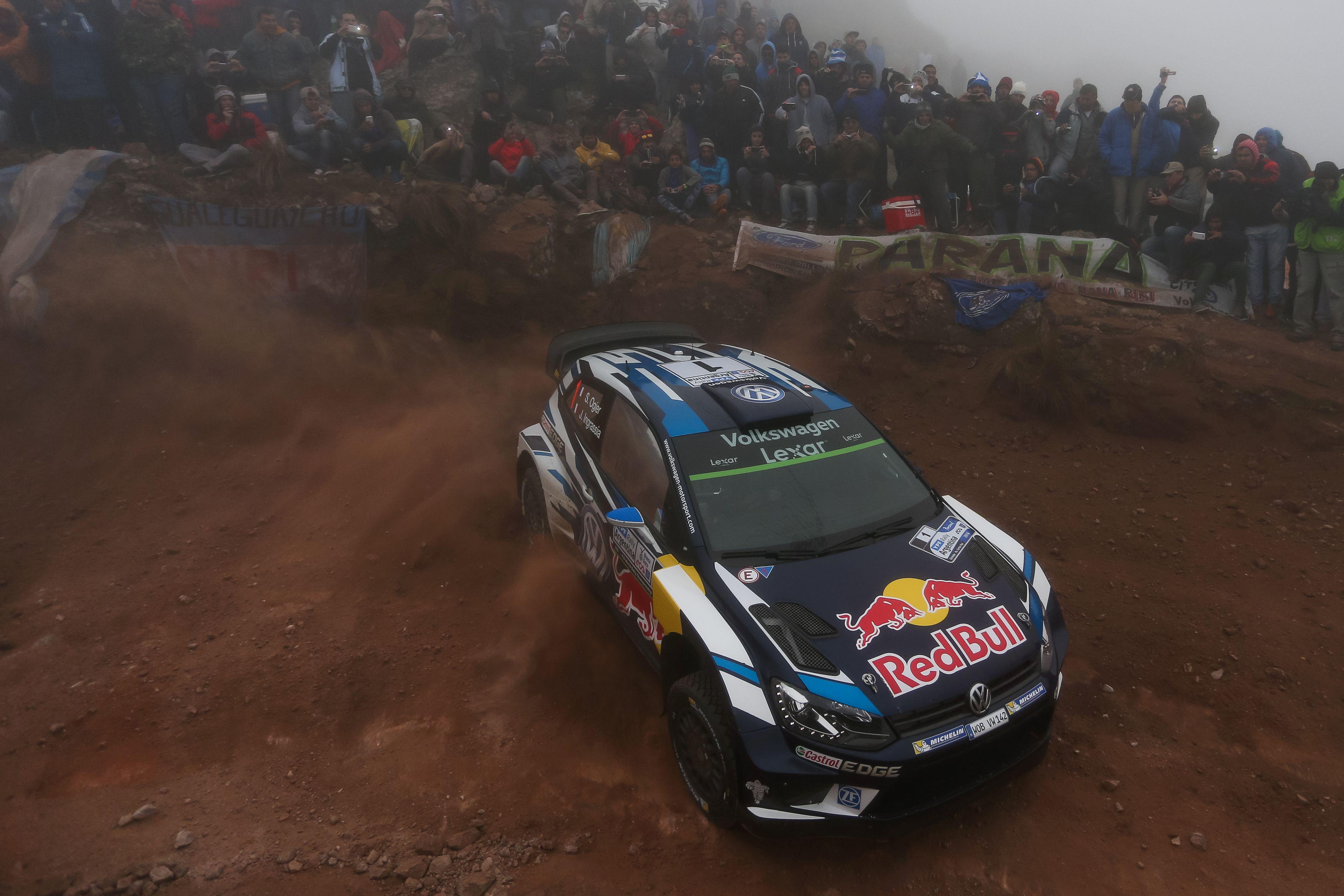 Rallye - Ogier cale encore en Argentine, premi�re victoire pour Paddon