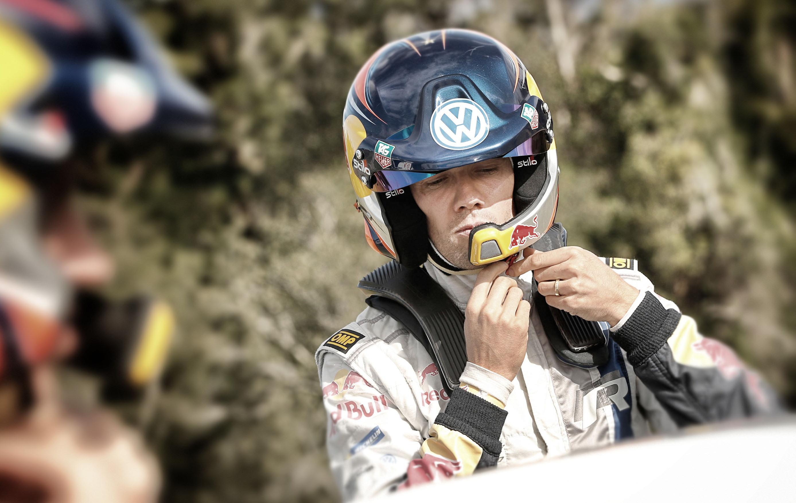 Rallye - Ogier, ce ne sera pas pour ce week-end