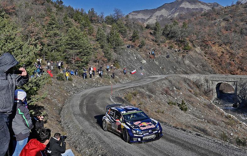 Rallye - Ogier prudent et content, Loeb pour le plaisir