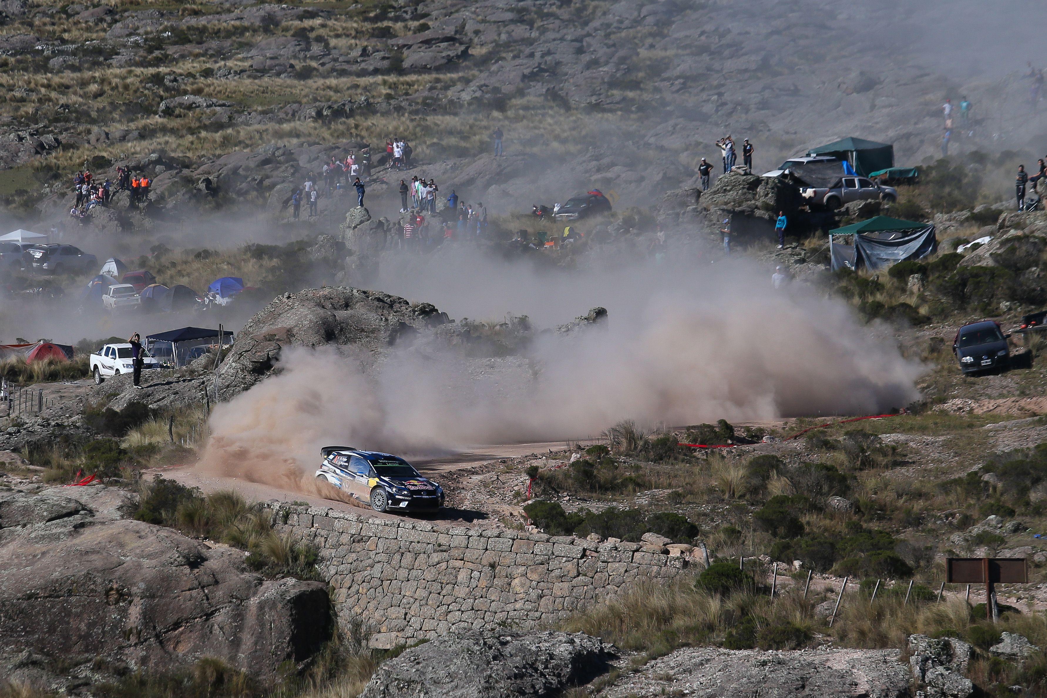 Rallye - Ogier reprend espoir, Paddon leader, Latvala KO