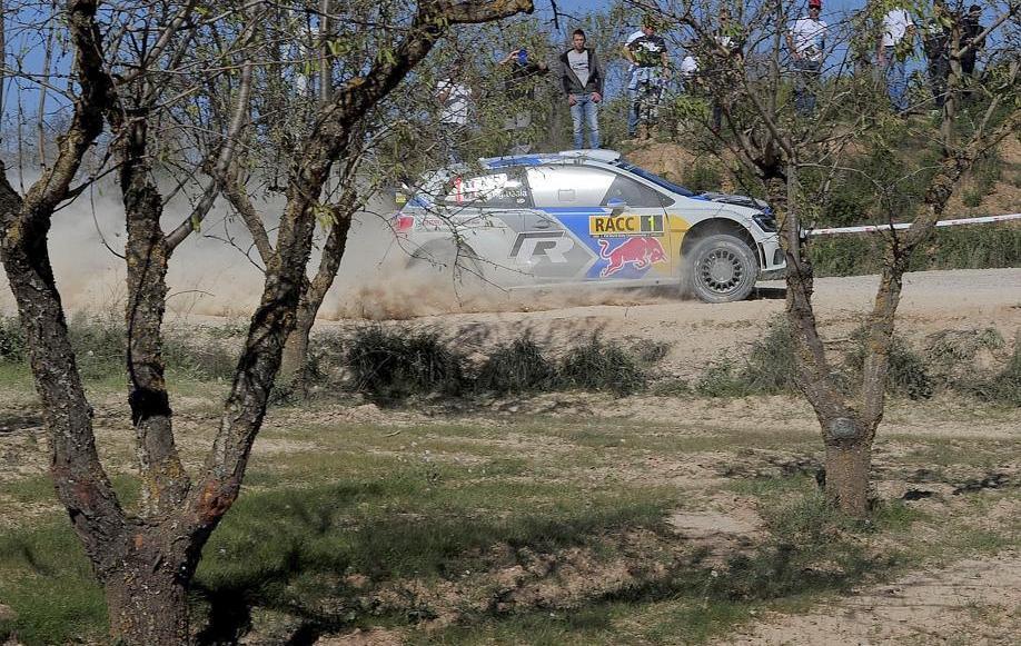 Rallye - Ogier surprend son monde et prend la t�te