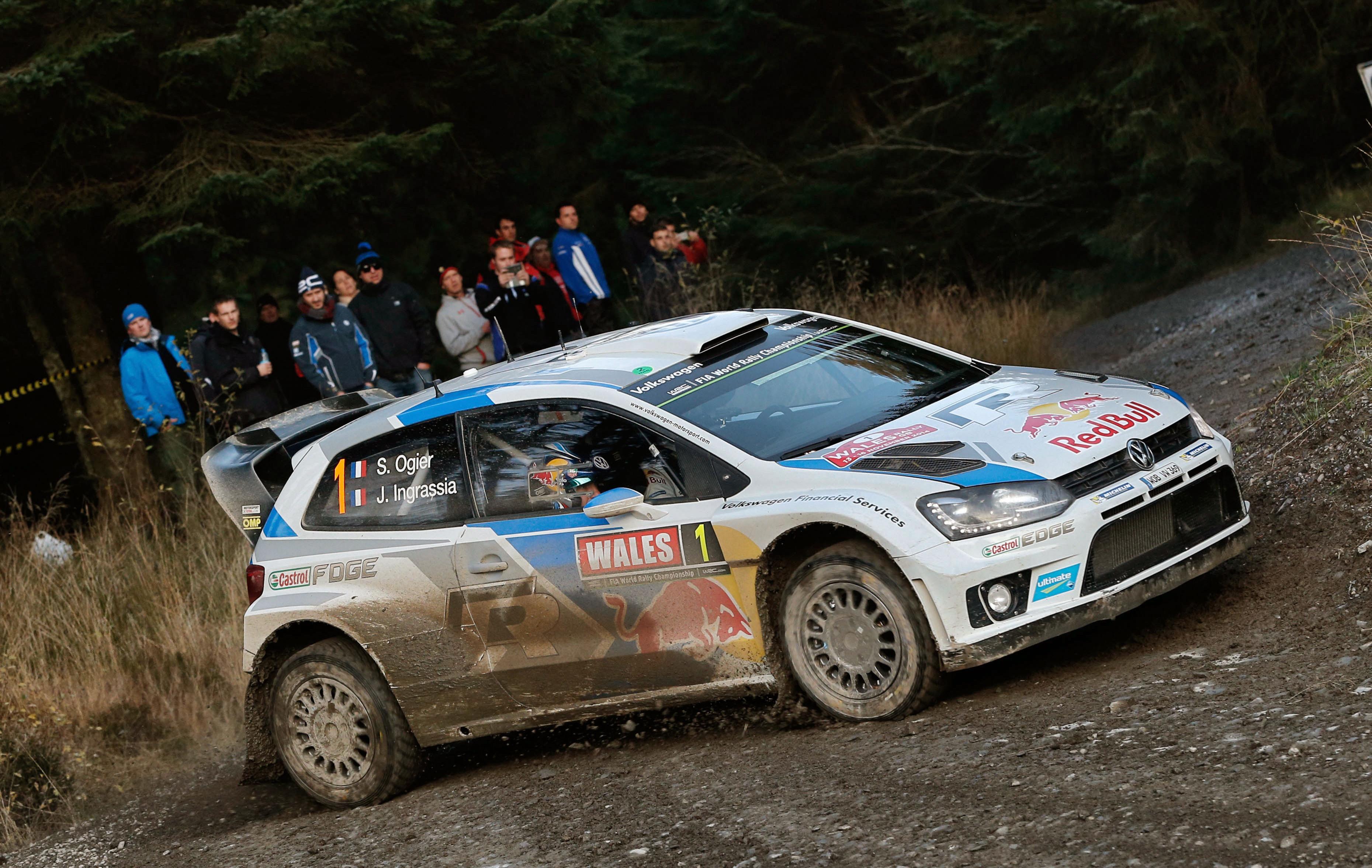 Rallye - Ogier termine en beaut�