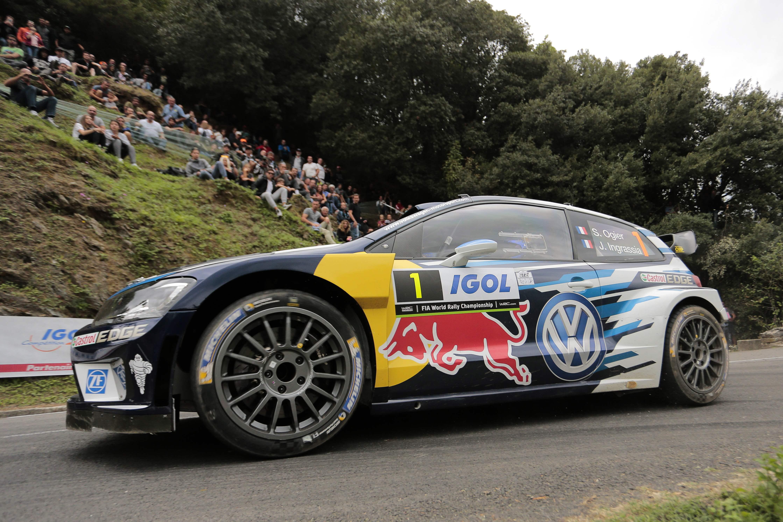 Auto/Moto - Ogier (VW) gagne enfin, le quatrième titre se rapproche...