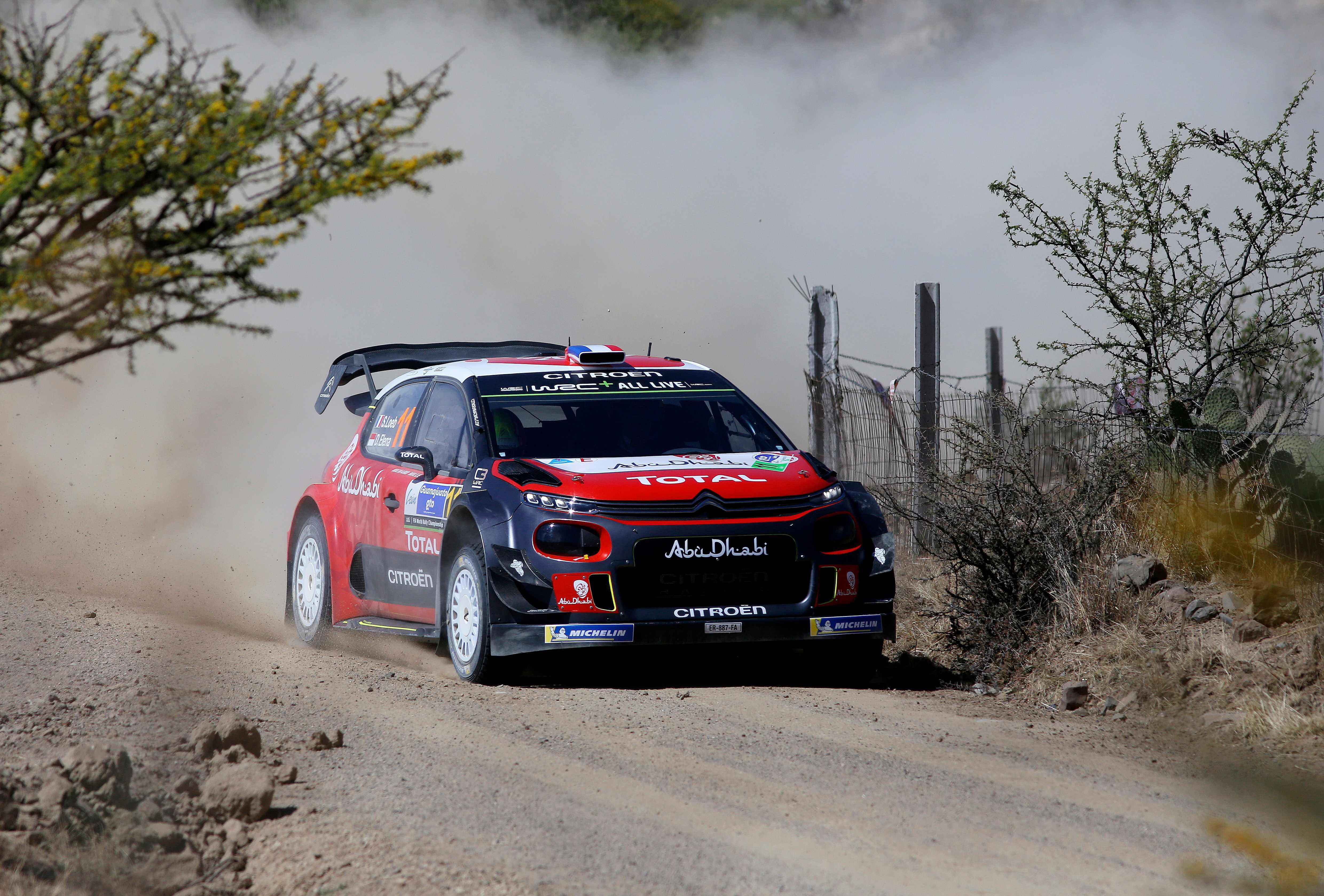 Rallye - Rallye du Mexique : Sébastien Loeb réussit son retour