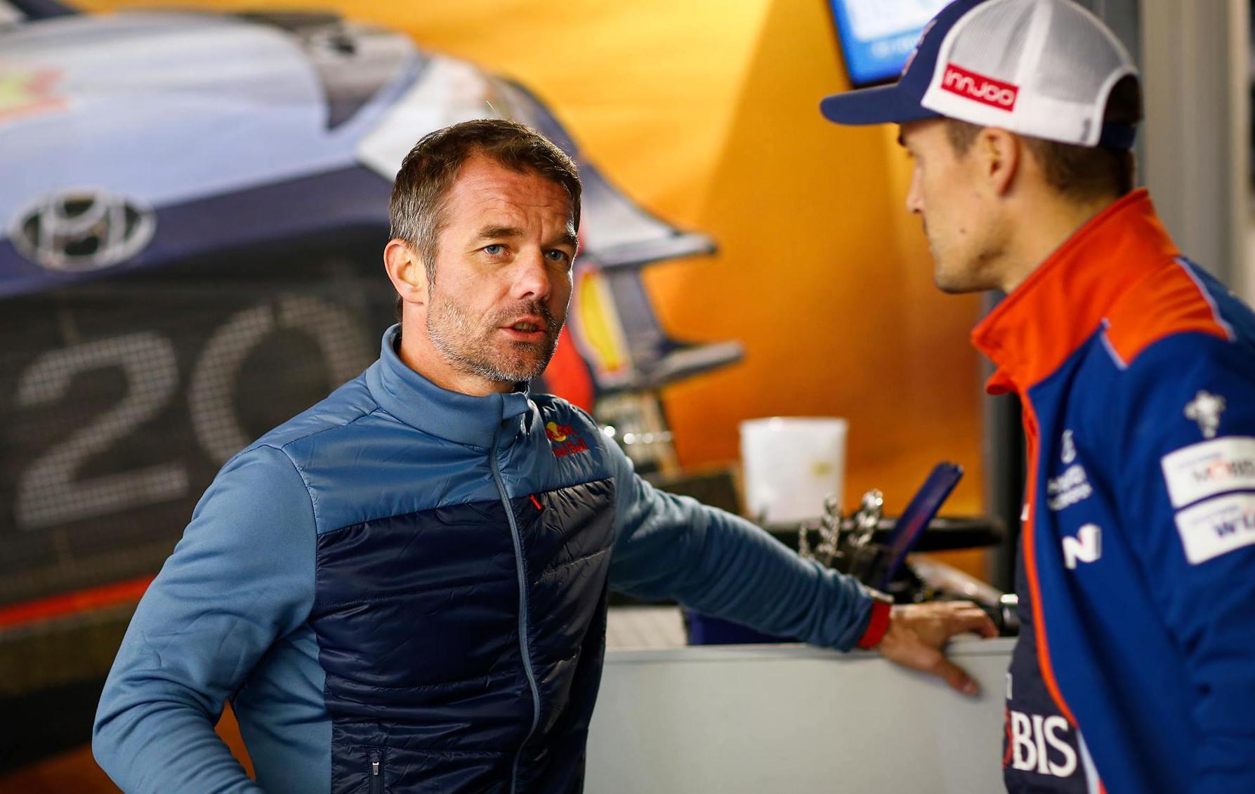 Auto/Moto - Rallye : Loeb effectue son grand retour avec Hyundai