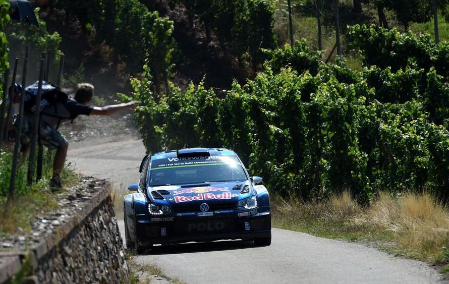 Rallye - S�bastien Ogier prend l'ascendant