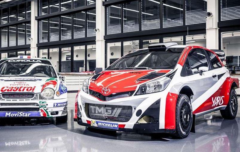Rallye - Toyota revient en WRC