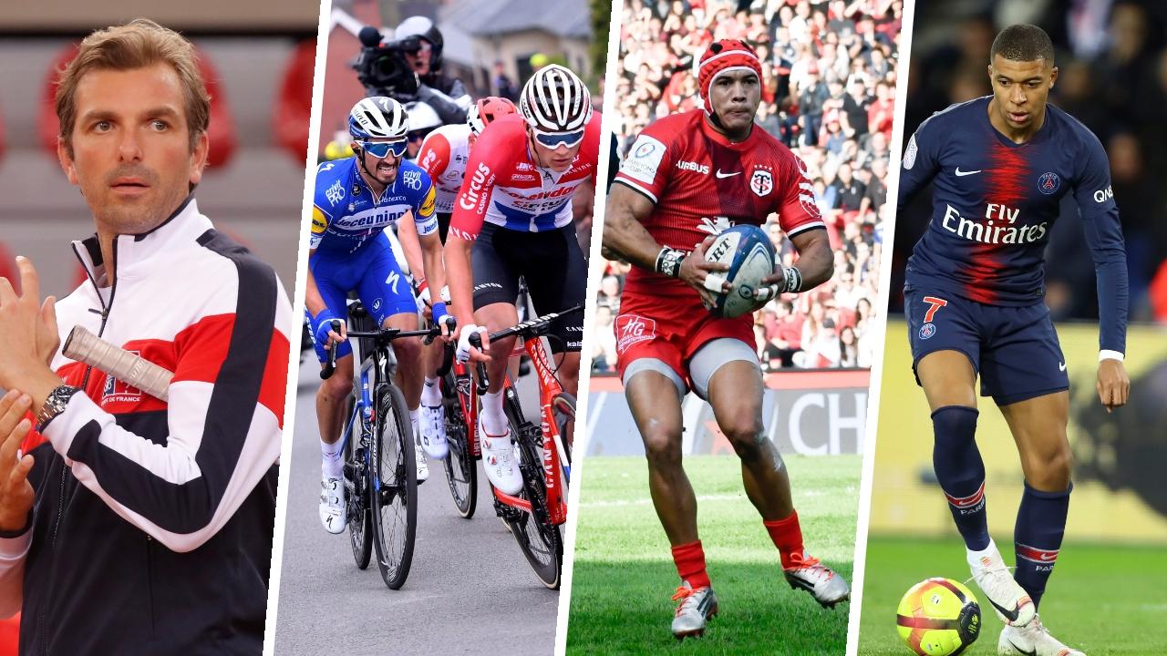 Foot, tennis, cyclisme, rugby… les 5 rendez-vous incontournables du week-end sport