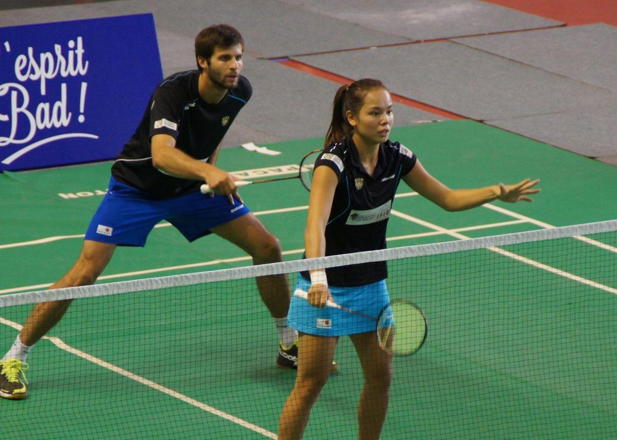 Le badminton français peut rêver en double