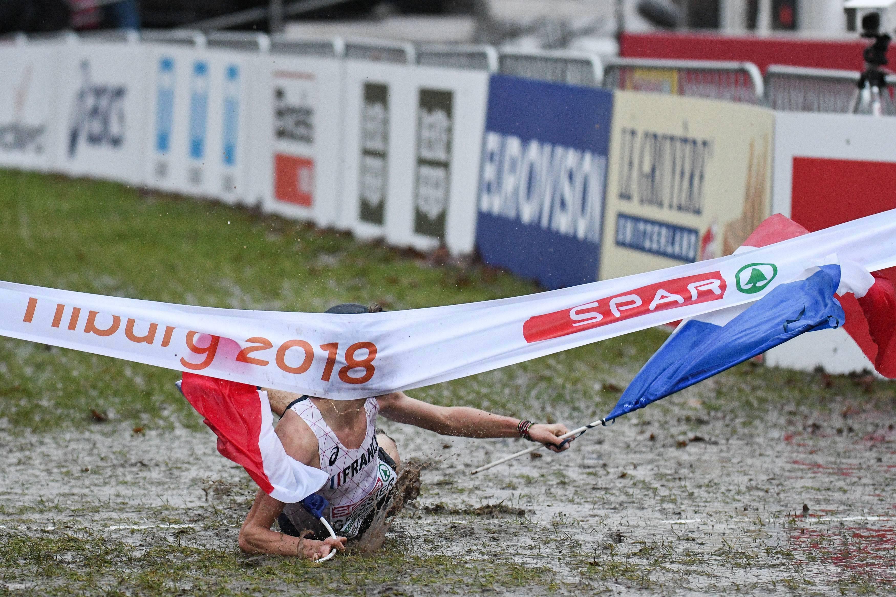Gressier, Gauthier, River Plate... Les 10 images fortes du week-end sport