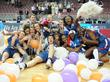 Basket féminin, France championne d'Europe