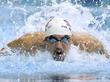 Michael Phelps, Coupe Canada 100m nage libre