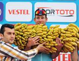 Mark Cavendish, bananes