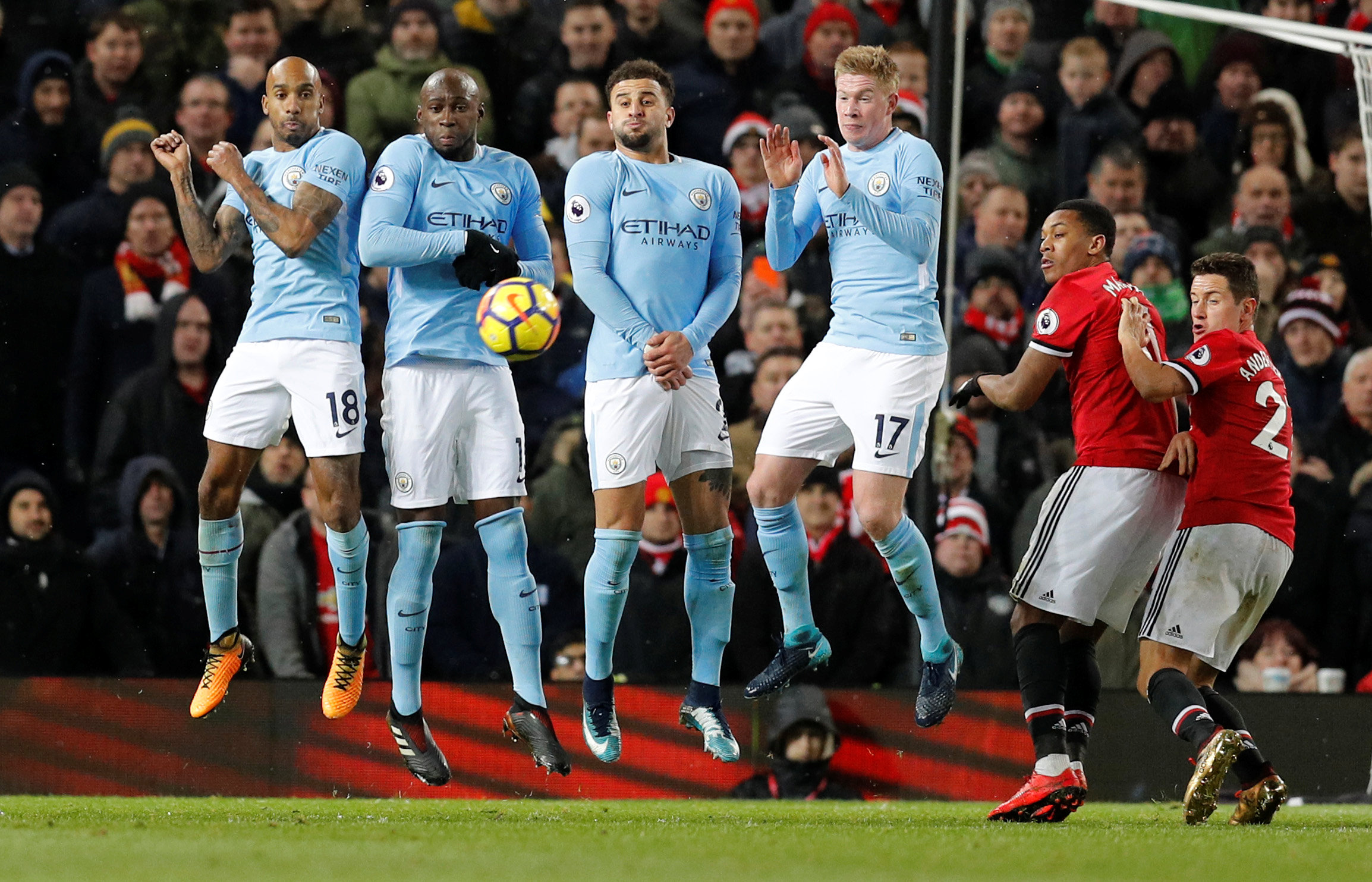 Manchester, Patinage, Ronaldo : les 10 images fortes du week-end