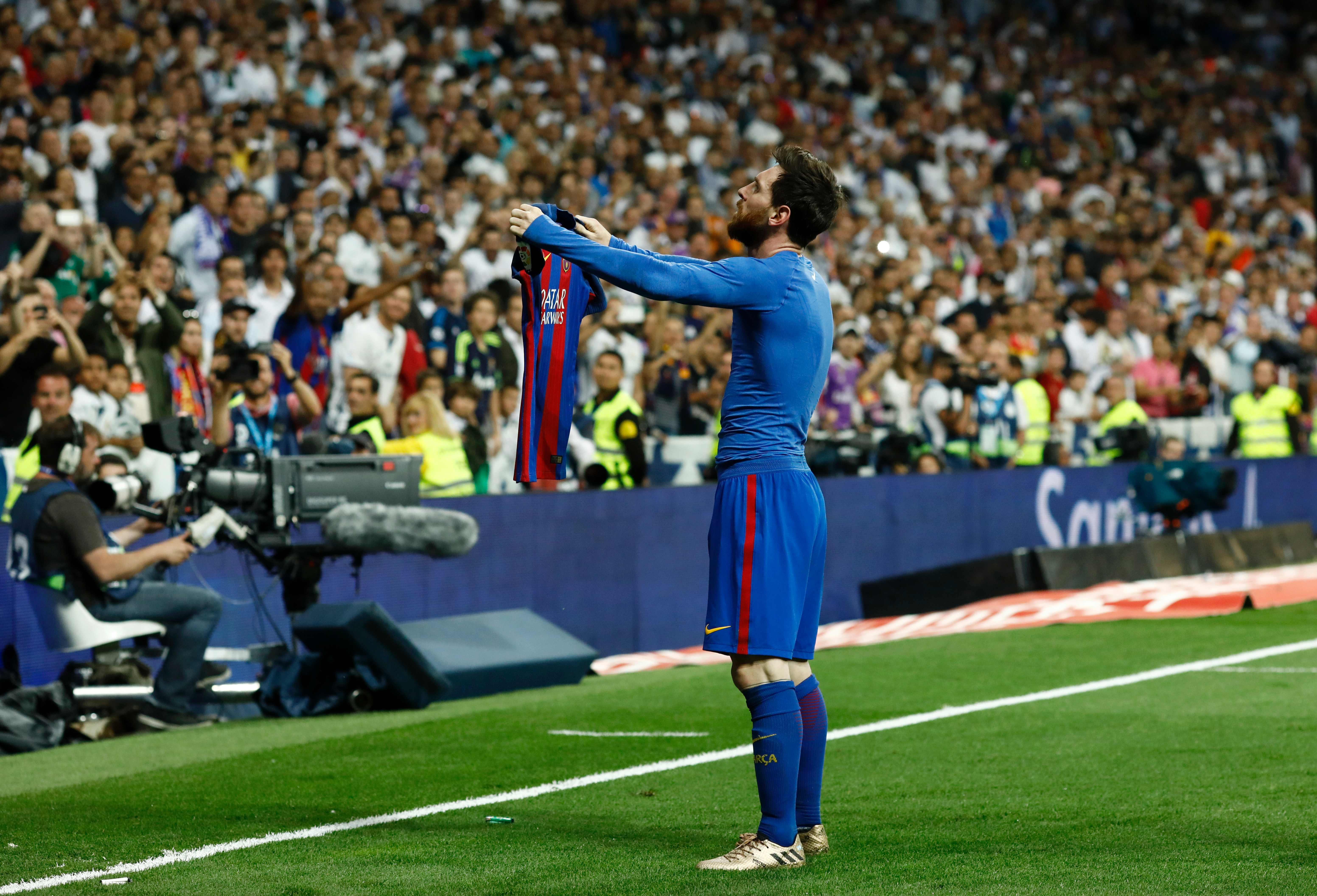 Messi, Nadal, Mladenovic : les 10 images fortes du week-end