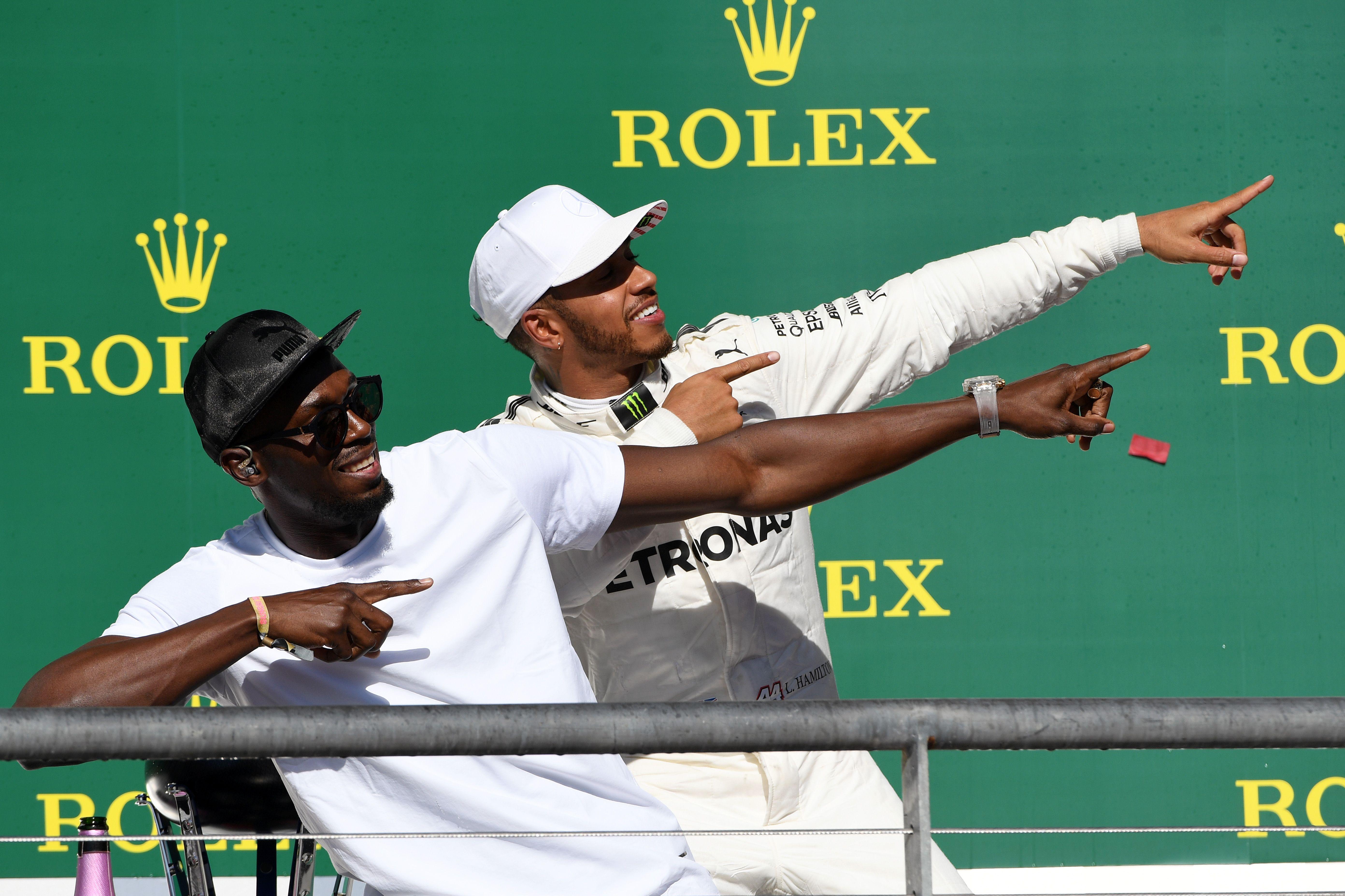 Neymar, Bolt, Tsonga : les 10 images fortes du week-end
