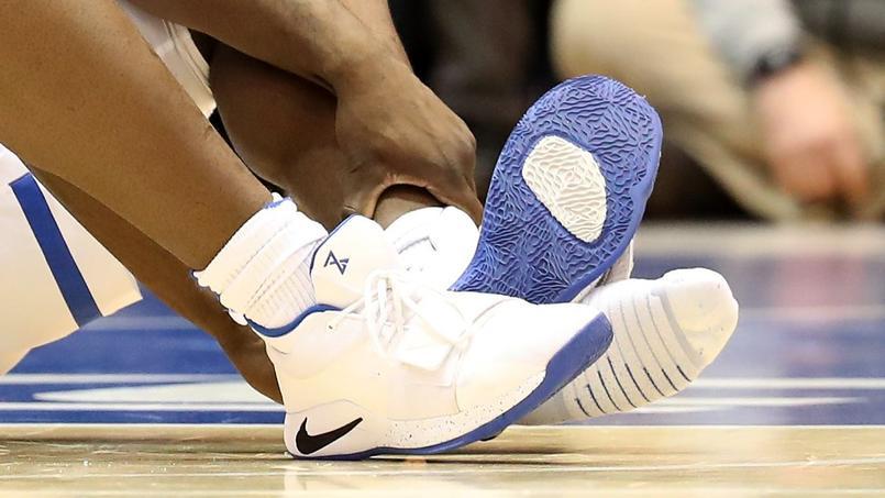 Basket - L'image de Nike affectée après la blessure d'une future star NBA à cause de ses baskets