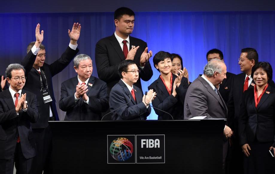 La chine accueillera la coupe du monde 2019 basket - Coupe du monde de basket ...