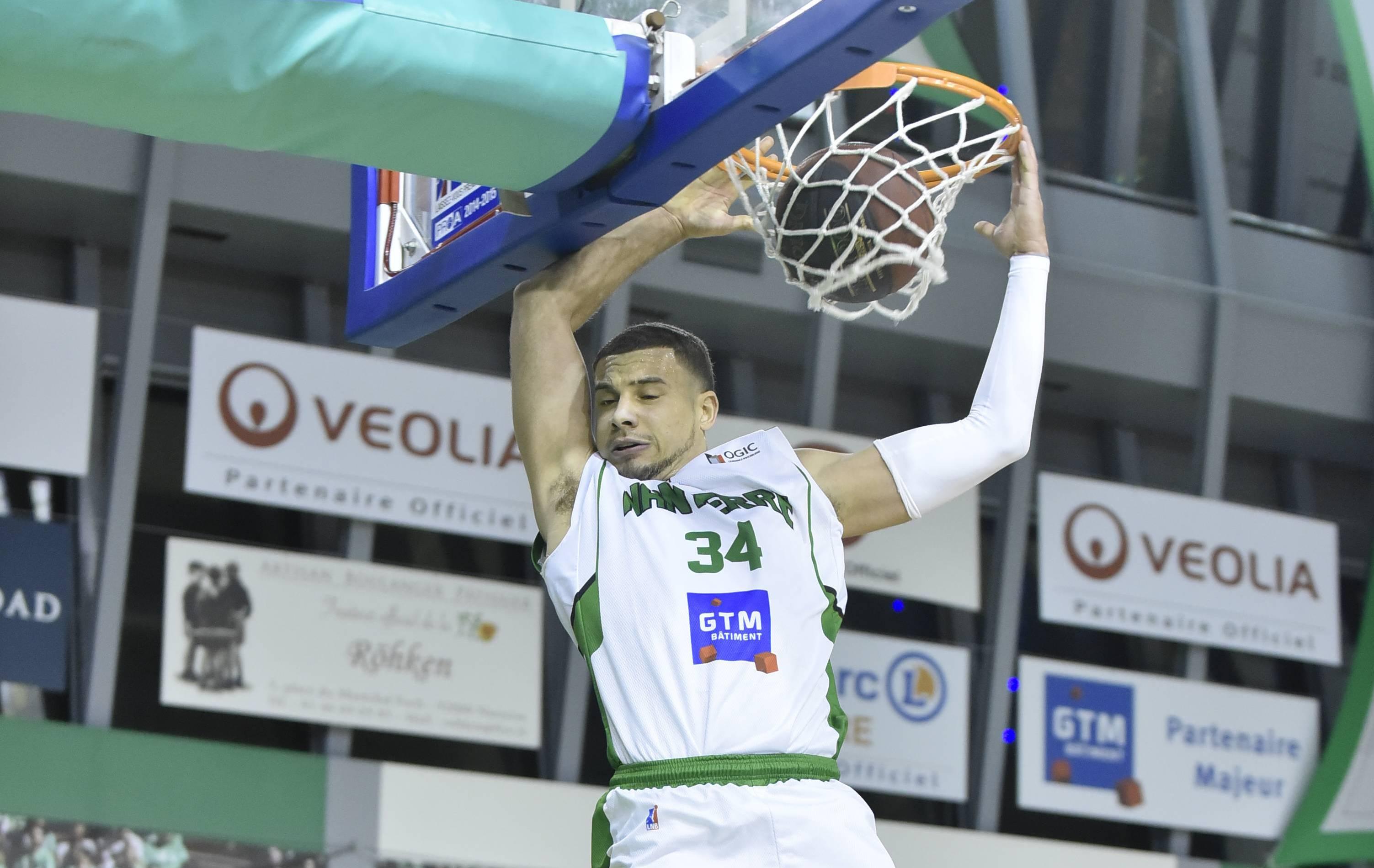 Basket - Nanterre s'offre une finale europ�enne
