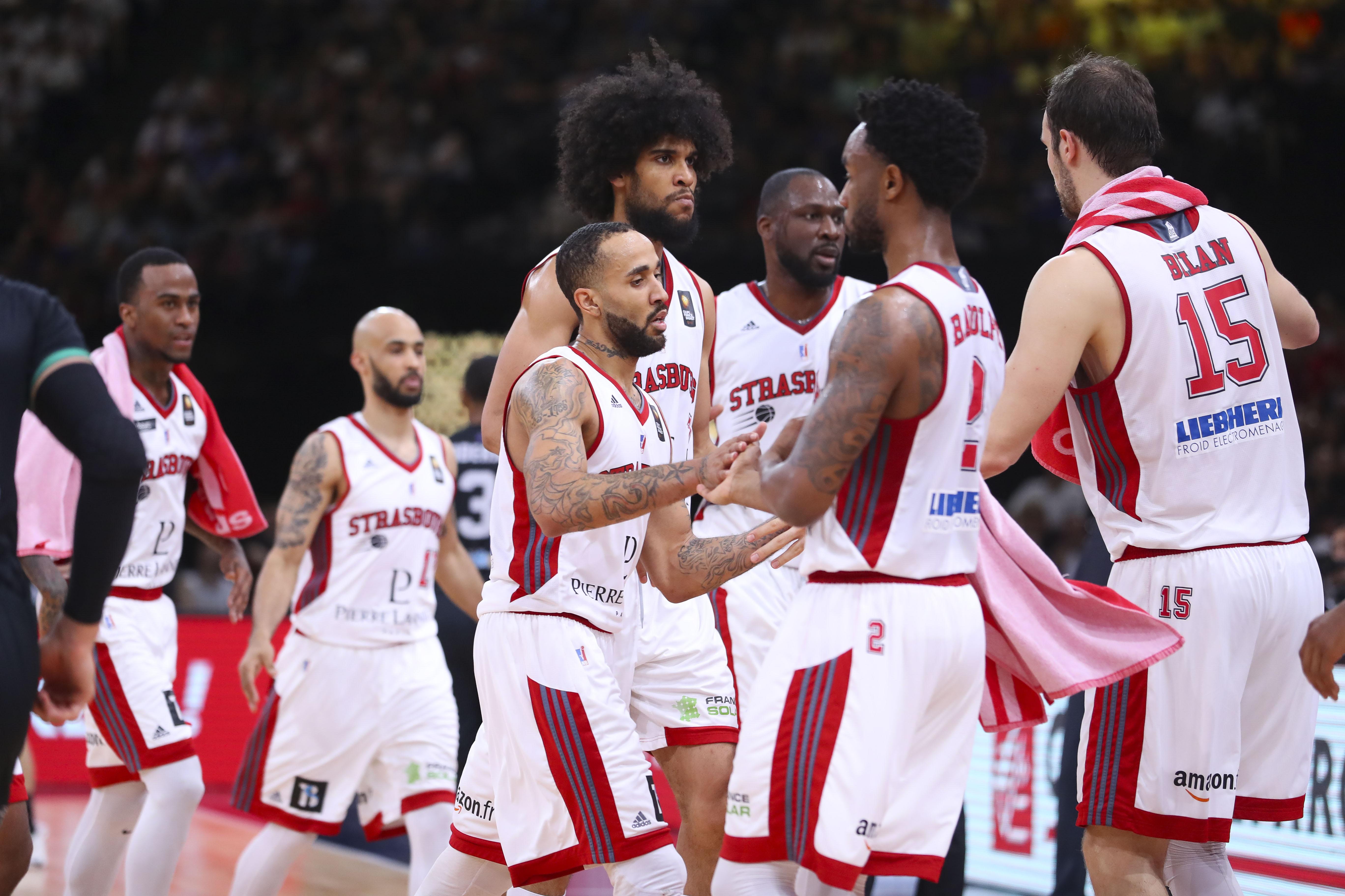 Basket - Strasbourg s'offre une deuxième Coupe de France