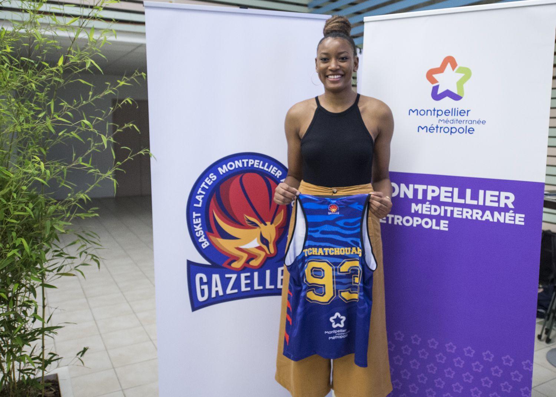 Basket - Tchatchouang : «Je ne vais pas à Lattes-Montpellier en préretraite»