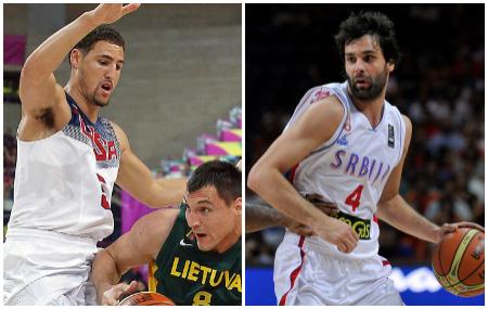 Basket - Thompson-Teodosic, duel-cl� de la finale