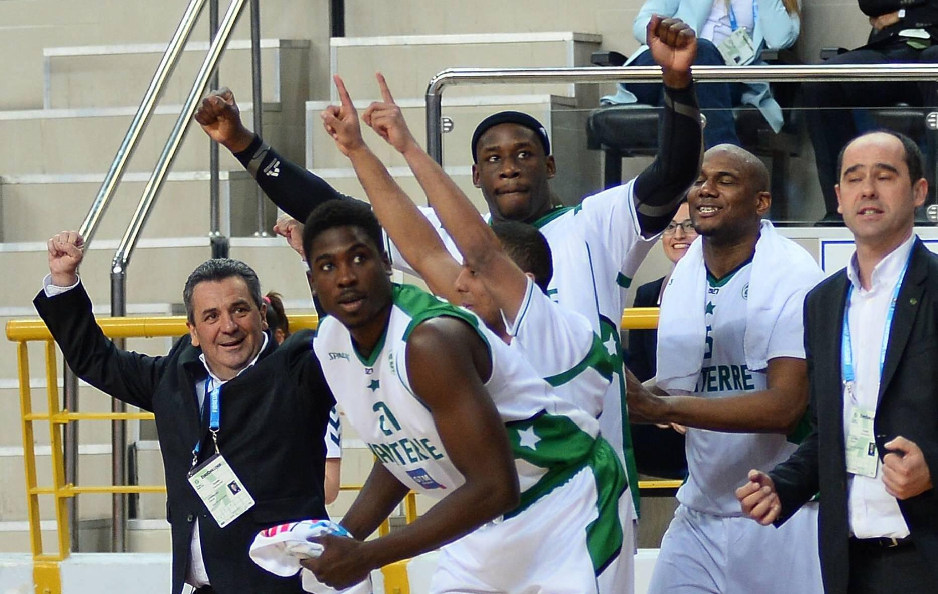 Basket - Toujours plus fort, Nanterre conquiert l?Europe