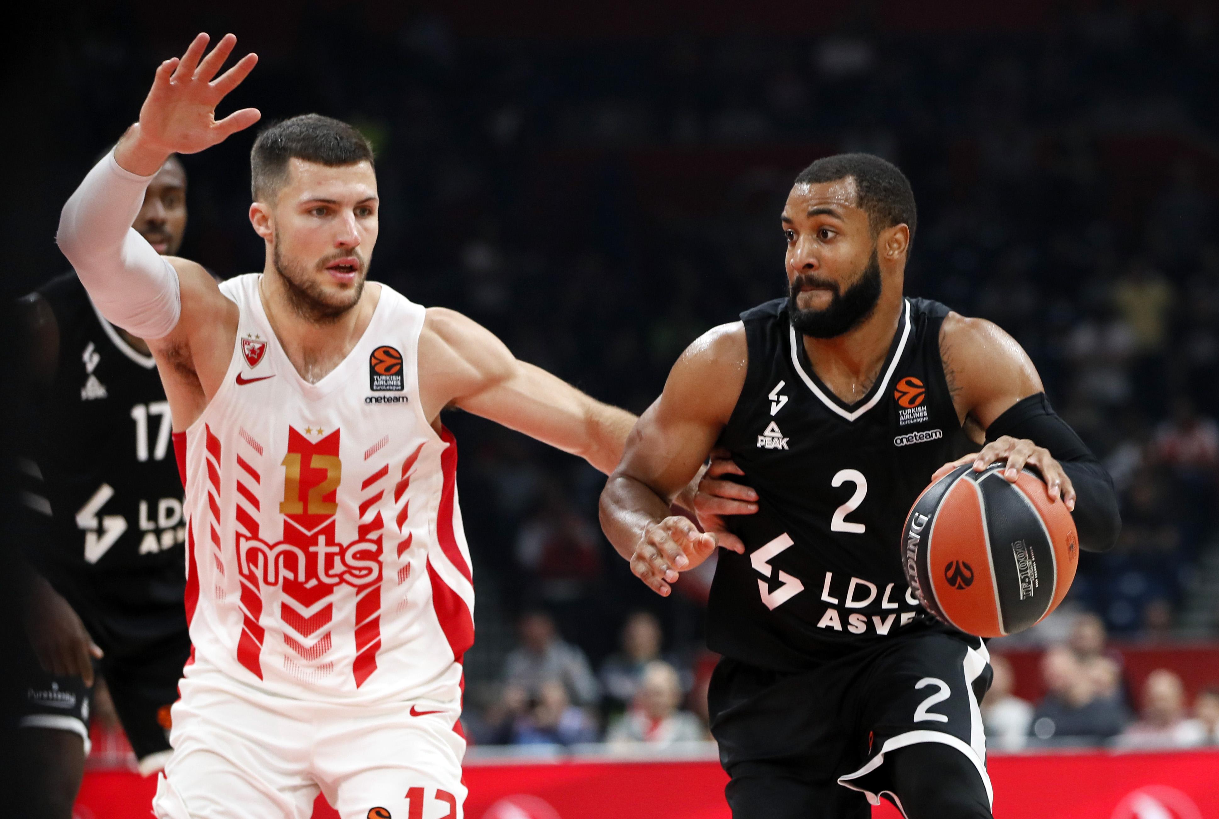 Villeurbanne s'impose à Belgrade - Coupes d'Europe - Basket - Le Figaro