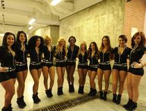 Cheerleaders Miami Heat