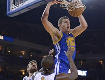 David Lee (Golden State Warriors, 2e frontcourt)