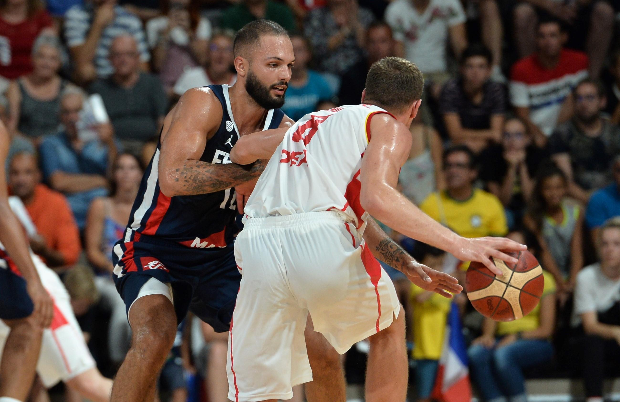 Basket - Equipe de France - Basket : les Bleus accélèrent sur la fin face au Monténégro